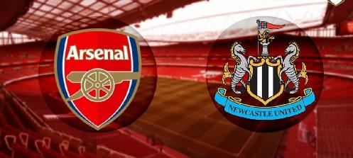 Premier Liga: Arsenal vs Newcastle