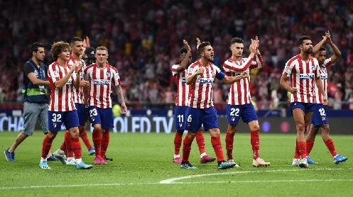 La Liga: Eibar vs Atletico Madrid